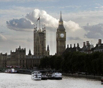 Вестминстерский дворец парламент Великобритании