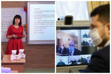 """""""З першого по 11-й клас"""": у Зеленського розкрили грандіозний план щодо онлайн-уроків, що буде зі звичайною школою"""