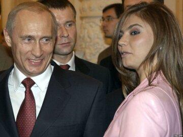 Кабаева появилась на людях с сыном Путина? (фото)
