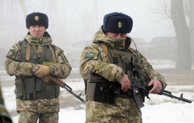 УНИАН, Крым, пограничники