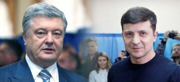дебаты порошенко зеленский, выборы президента украины