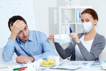 Главные советы, как не заболеть гриппом на работе