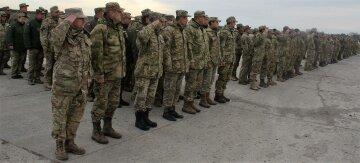 Как на Луганщине поздравляли пехотинцев (фото)