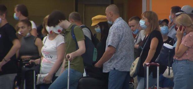 карантин маски туристы заробитчане