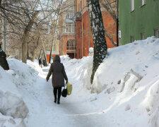 киев зима