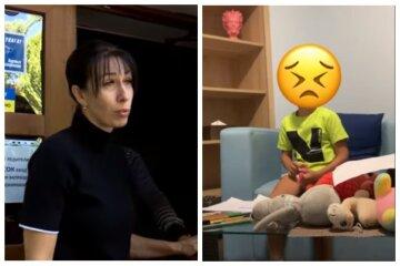 Ударила ребенка по голове: в детсаду Одессы сообщили, что ждет воспитательницу, видео