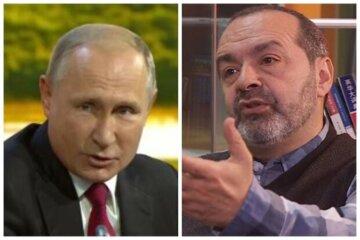 """""""Завів на мінне поле"""": Шендерович пояснив, чому Путін набрид росіянам"""