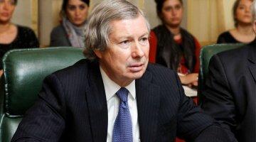 Джеймс Уорлик, бывший посол США в Минской группе по Нагорному Карабаху