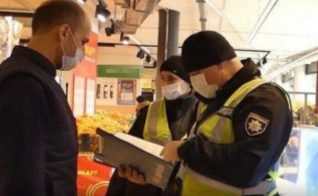 Поліція полює на порушників карантину в Дніпрі: якої відмітки досягають штрафи
