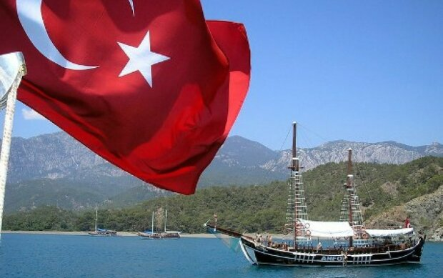 Турция на море