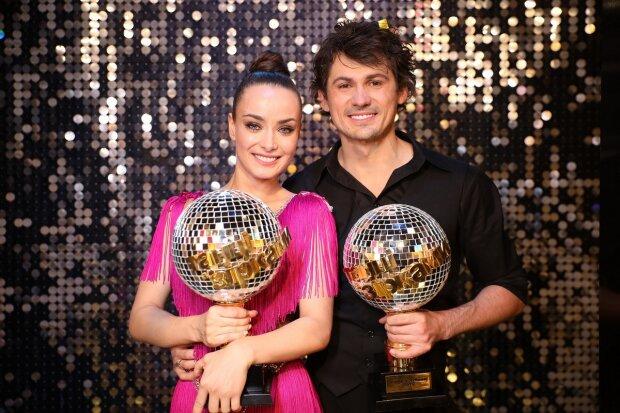 ксения мишина, евгений кот, победители танцев со звездами 2019, танці з зірками 2019