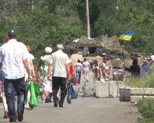 КПП Станица Луганская Донбасс