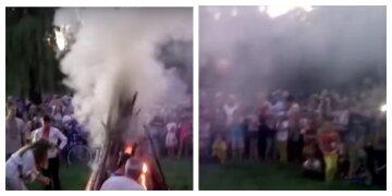 """Празднование Ивана Купала обернулось несчастьем для украинца: """"обожжено более 30% тела"""""""