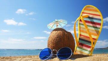 лето, погода, жара