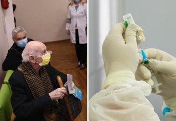 """В Киеве начали вакцинировать людей пожилого возраста: """"если после прививки человек заболел, то..."""""""