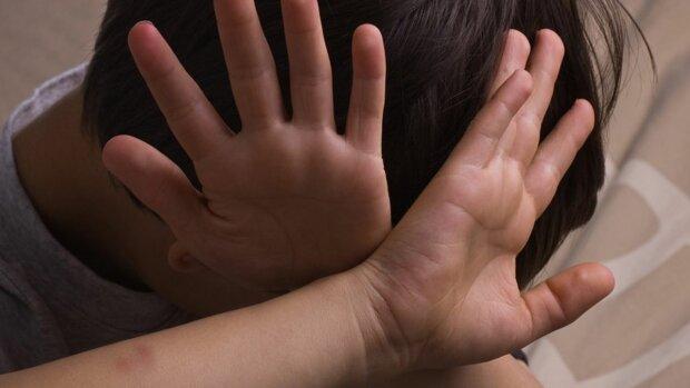 ребенок избиение