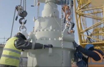Північний потік-2, російський газ, газопровід