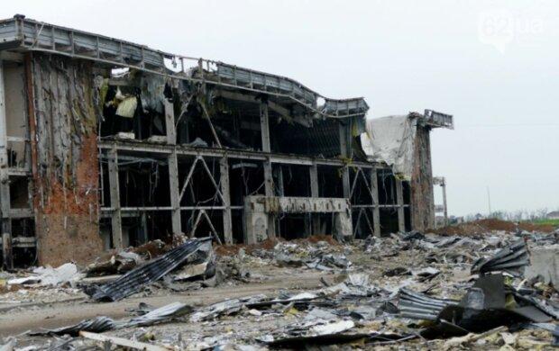 Неизвестные кадры разрушенного Донецкого аэропорта (фото)