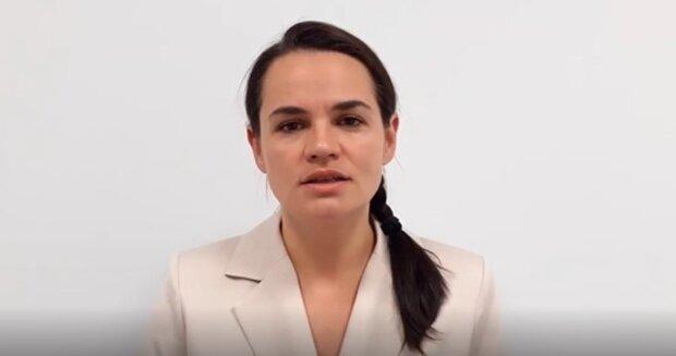 """Тихановська після втечі закликала білорусів захистити її перемогу: """"Потрібно зупинити..."""""""