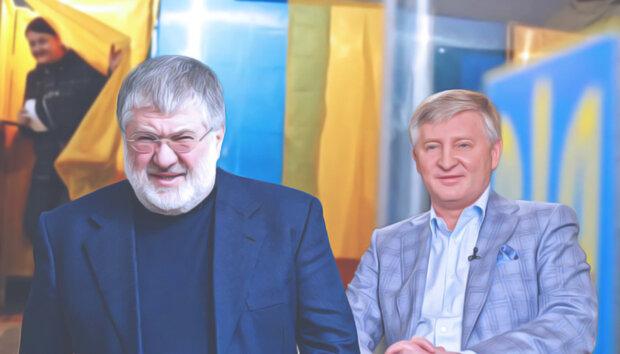 """Война между Коломойским и Ахметовым: эксперт раскрыл все карты, """"хотели подоить..."""""""