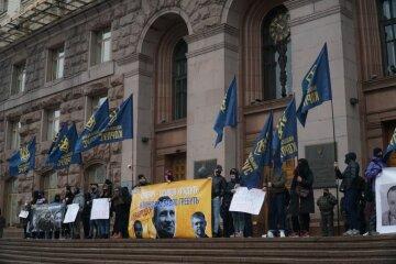 Нацкорпус домігся звільнення підозрюваного у корупції столичного чиновника