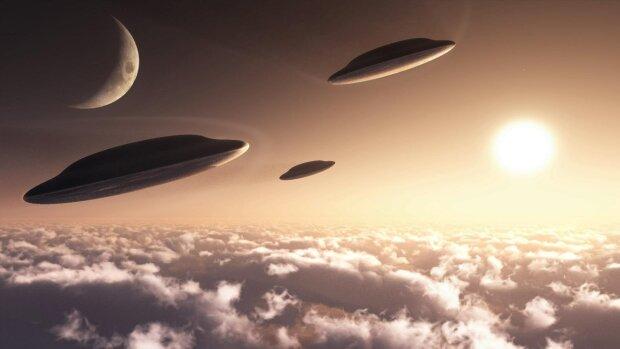 НЛО инопланетяне