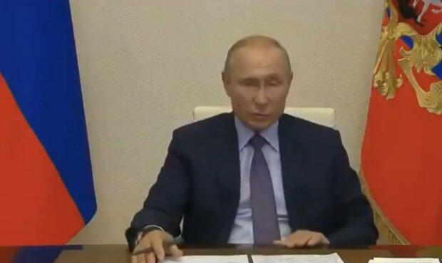 """""""Буде болото навколо нас хлюпати"""": Путіна в прямому ефірі підставили з національною ідеєю"""