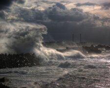 Море-ветер-шторм