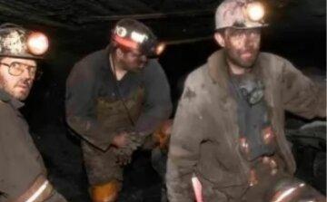 шахтеры, шахта