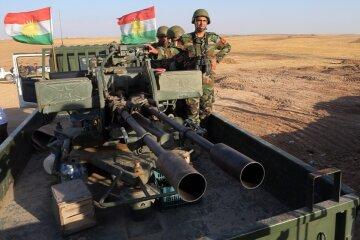 пешмарга_курдистан
