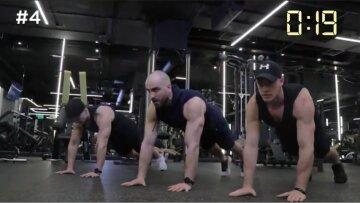 Тренер Насти Каменских показал, как украинцам держать себя в форме на карантине: «Займет всего 15 минут»