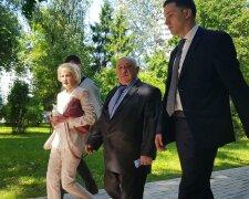 Родители Владимира Зеленского, семья