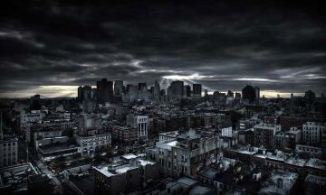 без света-город