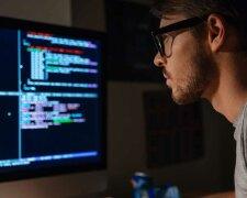 программист, компьютер