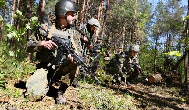 украинско-американские военные учения