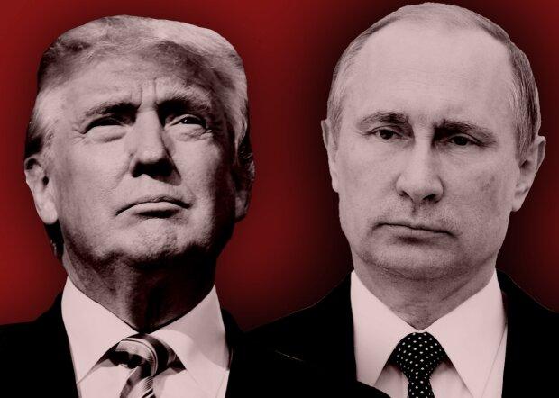 Трамп-путин2