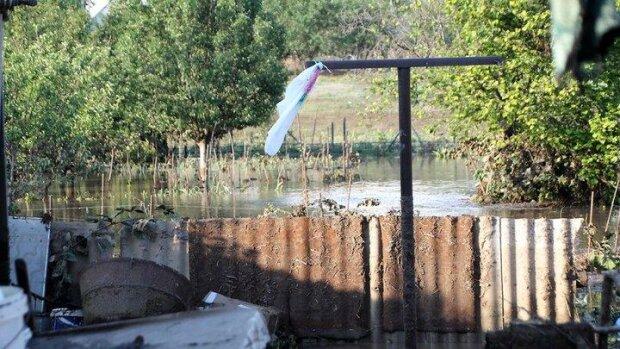 На Одещині підтопило житлові будинки: кадри з місця НП і подробиці від рятувальників