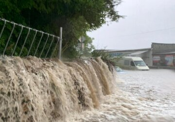 наводнение, вода, стихия