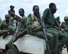 южный судан африка