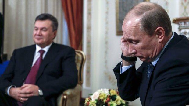 Янукович Виктор Путин Владимир