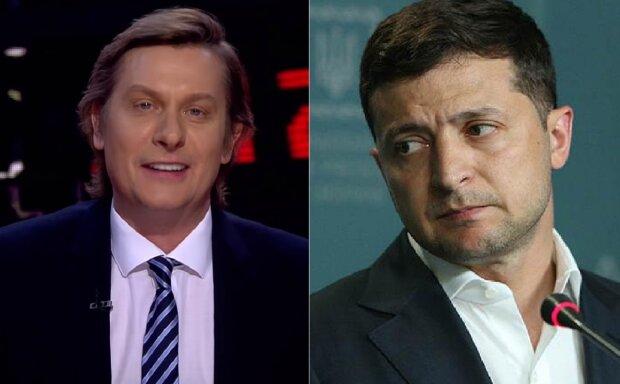 """""""Квартал 95"""" не пощадив Зеленського після заборони, Порошенко похвалив: """"Президент просто забув"""""""