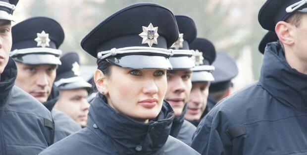 полиция в Луцке 2