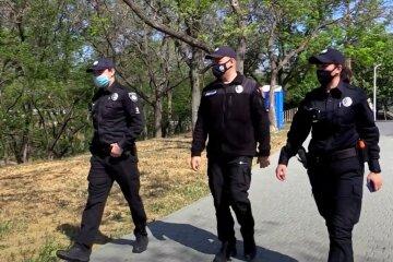 полиция, весна