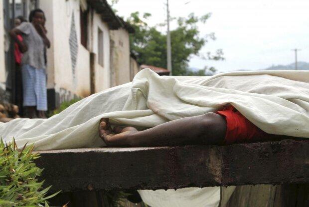Правозащитники узнали о массовых захоронениях людей в Бурунди