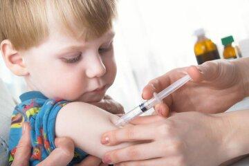 прививки, вакцинация