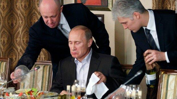 Пригожин повар Путина