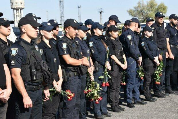 """""""Первыми отдали жизни во время службы: в Днепре почтили память двух патрульных, фото"""