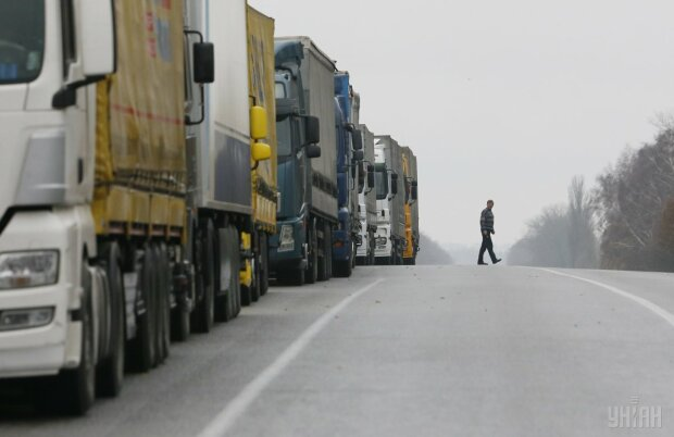 Фуры, грузовики
