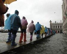 венеція потоп повінь