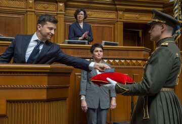 """Зеленський зібрався на другий термін, зробивши заяву: """"Є три основні завдання"""""""